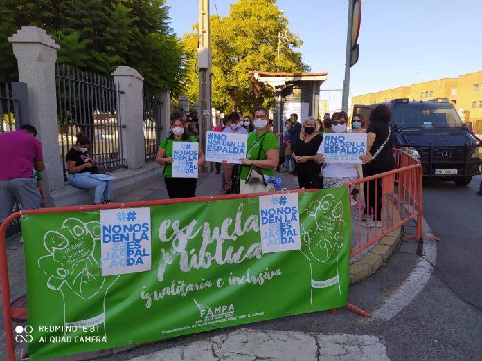 Protesta Codapa