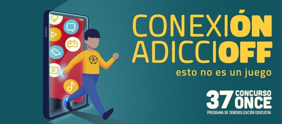 'ConexiÓN, AdicciOFF', el concurso escolar sobre el uso y la adicción a las nuevas tecnologías 1
