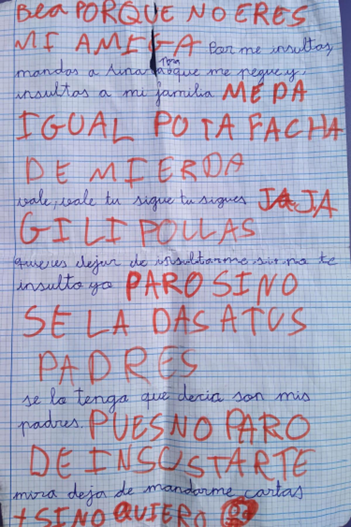 Acosada y aislada: el doble castigo de una niña de 9 años en un cole de Atarfe (Granada) 1